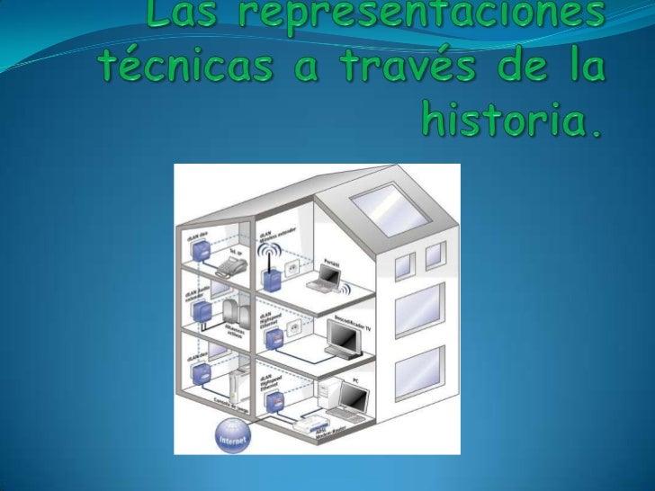 Las representaciones t cnicas a trav s de la historia for Caracteristicas de la oficina wikipedia