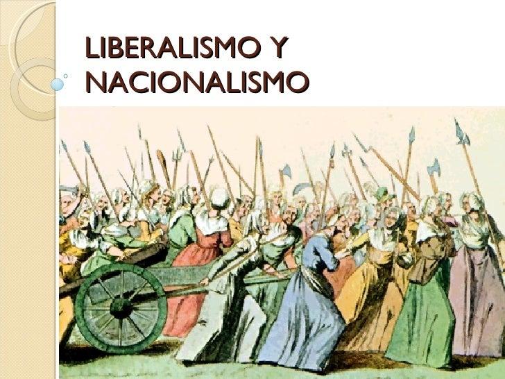liberalismo en europa:
