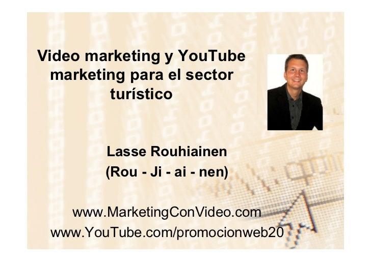 YouTube Marketing y Vídeo Marketing para Empresas