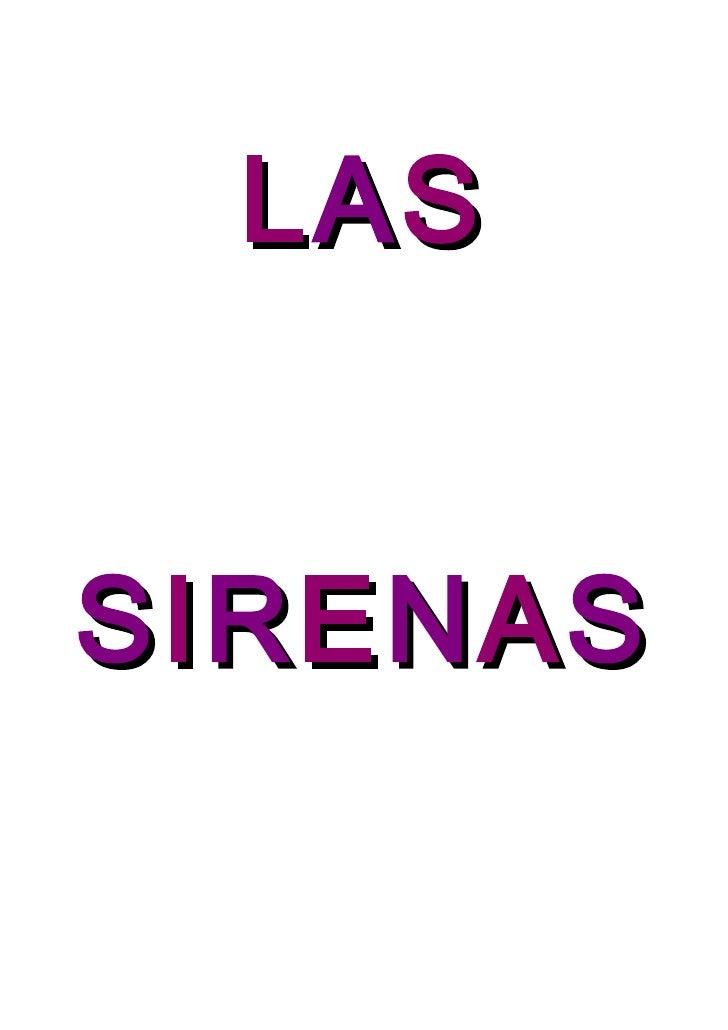 LASSIRENAS