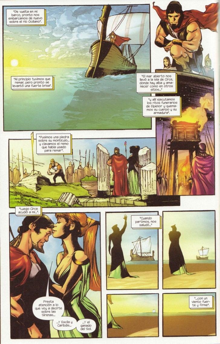 Clásicos Ilustrados Marvel: Las sirenas