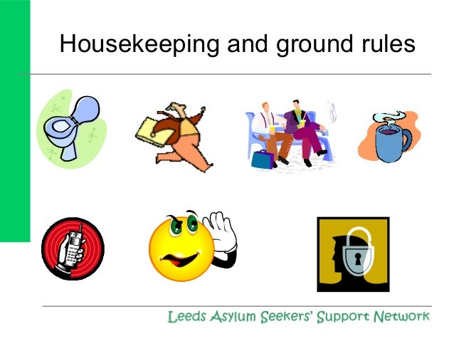Housekeeping Rules Related Keywords & Suggestions ...