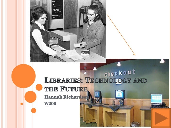 Last assignment power point about libraries