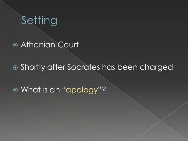how does socrates define death in the apology How does plato define death in the phaedo  how does socrates define death source(s):  how does plato present socrates' argument for.