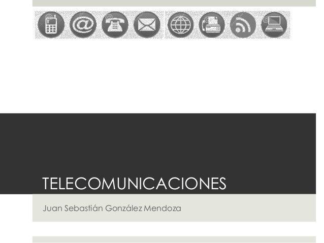 Redecomunicaciones - jusgomen
