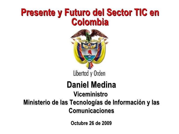 Las TIC: herramientas de servicio a los ciudadanos en Colombia