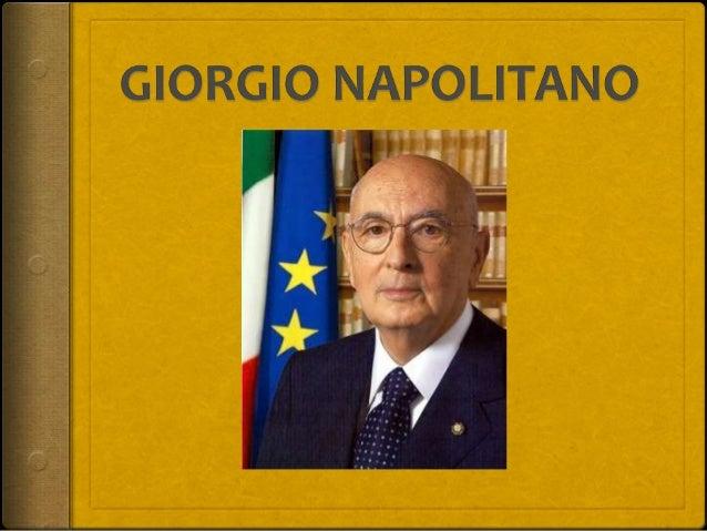 La storia di Giorgio Napolitano