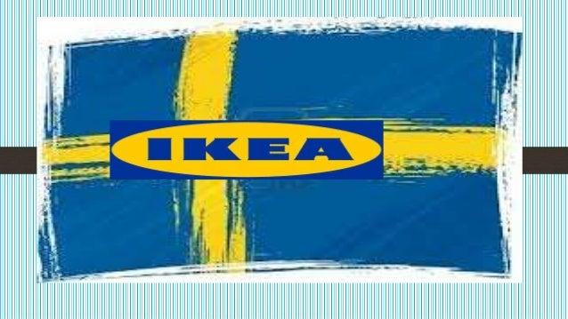 Ikea's strategy.