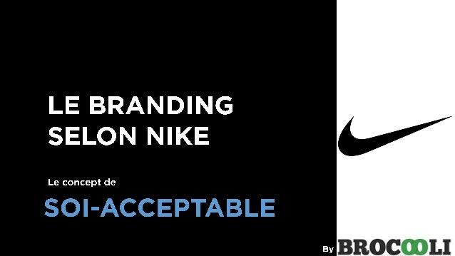 La stratégie de branding de Nike