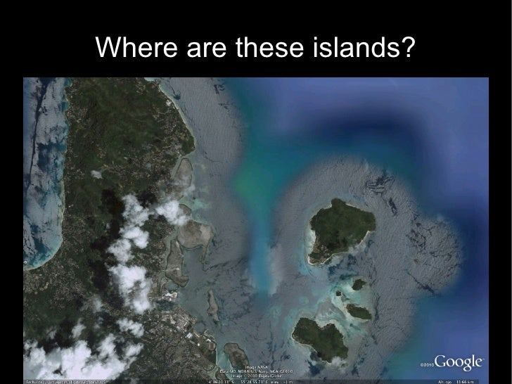 Where are these islands?