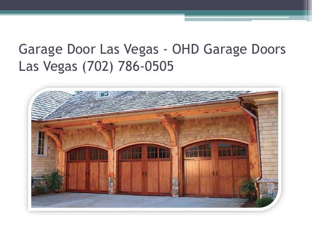 las vegas garage door repair