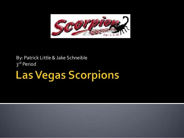 Las vegas scorpions_final_project