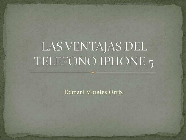 Edmari Morales Ortiz