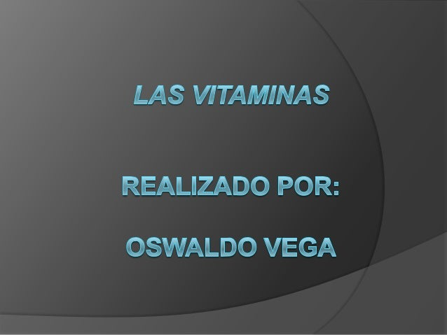 INTRODUCCION  El término Vitamina se le debe al Bioquímico polaco Casimir Funk quien lo planteó en 1912. Consideraba que ...