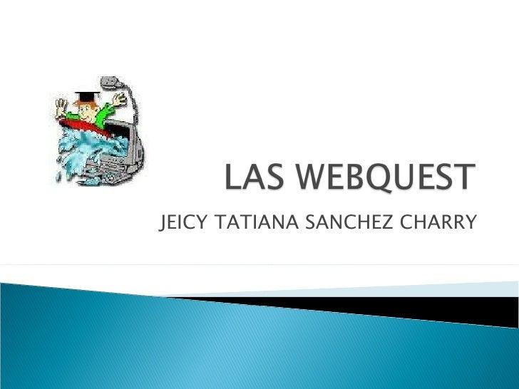 JEICY TATIANA SANCHEZ CHARRY