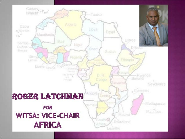 Curriculum Vitae Highlights   WITSA board since 2009   Chair of finance, compensation committee   Member on board of AF...