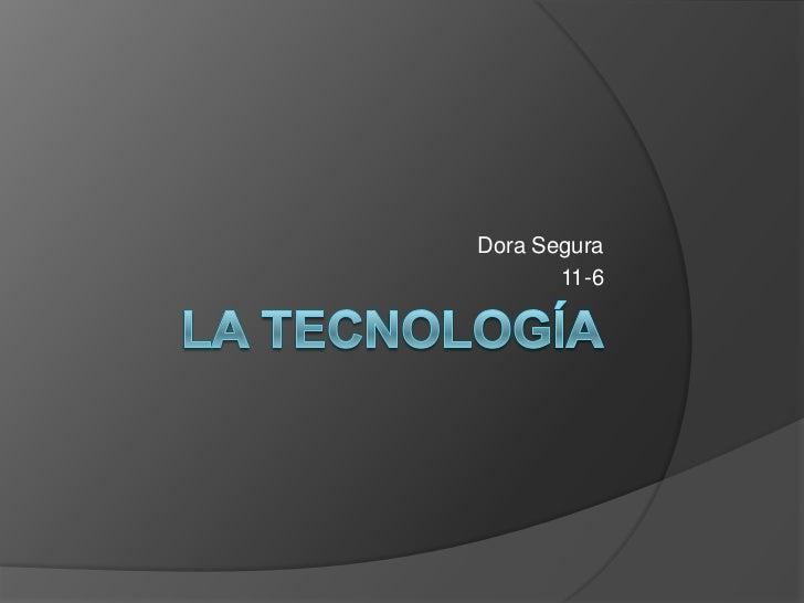 Dora Segura       11-6
