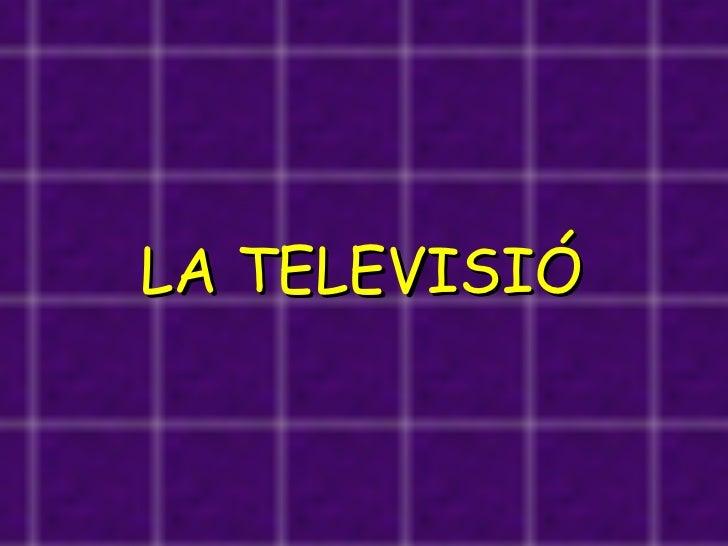 La televisió 006