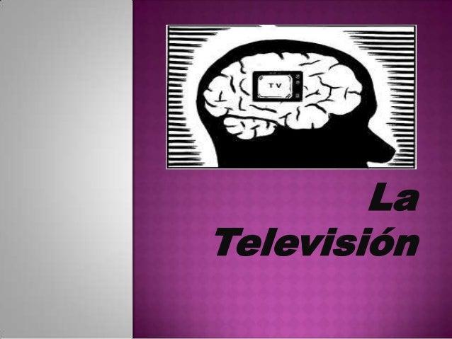 LaTelevisión