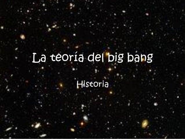 la teor a del big bang pdf