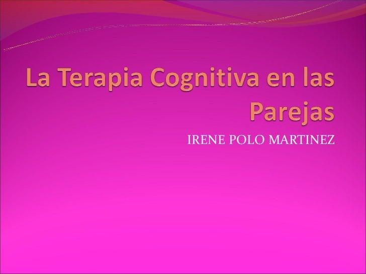 La terapia cognitiva en las parejas1