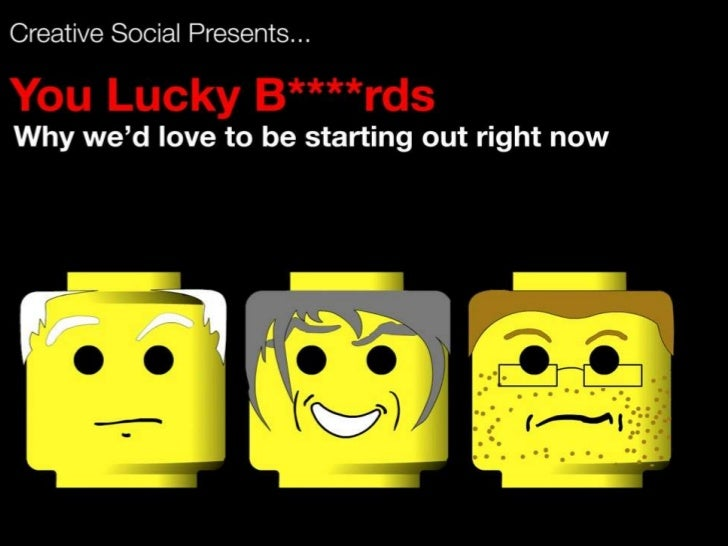 CS Presents - You Lucky Ba****ds