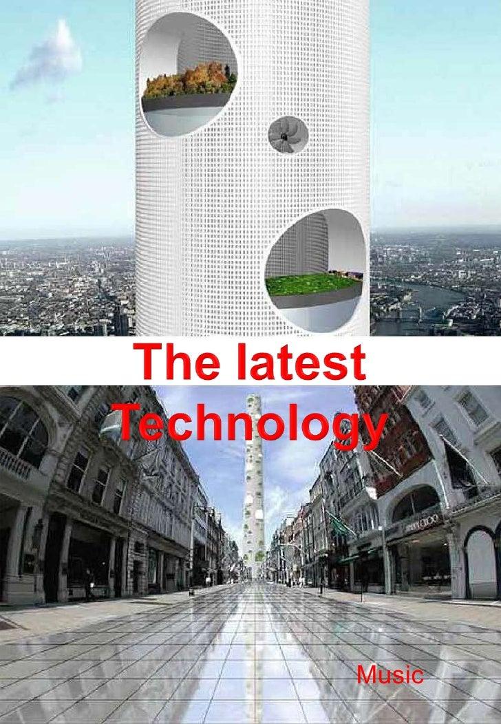 Latesttechnology