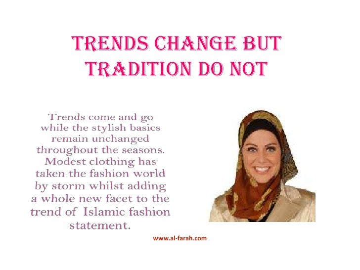 Trends change but tradition do not<br />Trends come and go while the stylish basics remain unchanged throughout the season...