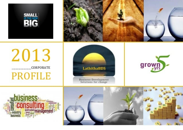 Lathitha bds corporate_profile2013