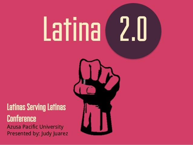 Latina Identity 2.0