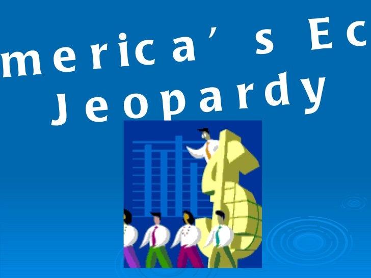 Latin America's Economy Jeopardy