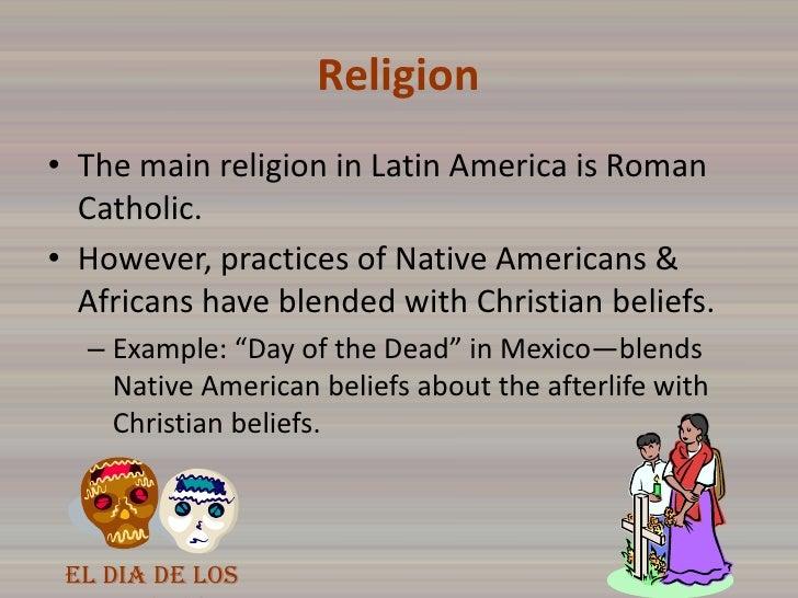 latin american religions essay