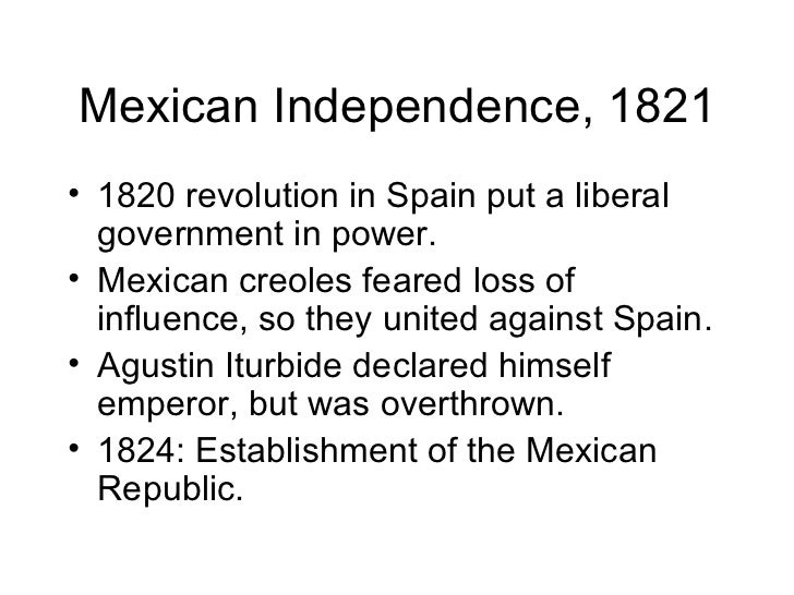independence movement of brazil and mexico essay After their independence movements, mexico and brazil were politically fought for independence and brazil had a nonviolent movement mexico vs brazil essay.