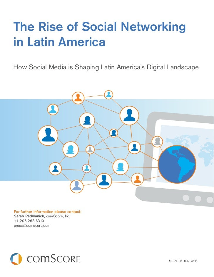 The Rise of Social Networkingin Latin AmericaHow Social Media is Shaping Latin America's Digital LandscapeFor further info...