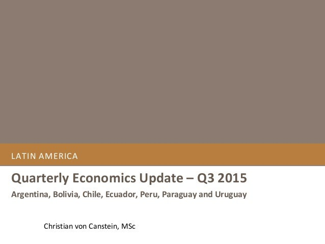 latin america overview of economy business Read business sweden's report on mexico's current development, the  mexico  is the second largest economy in latin america and one of the.