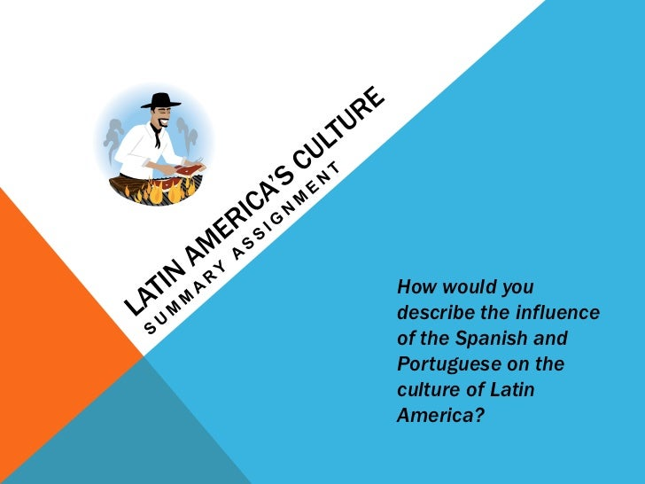 Latin America tiered activity summary assignment