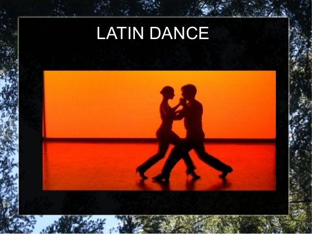 Latin Dance ppt