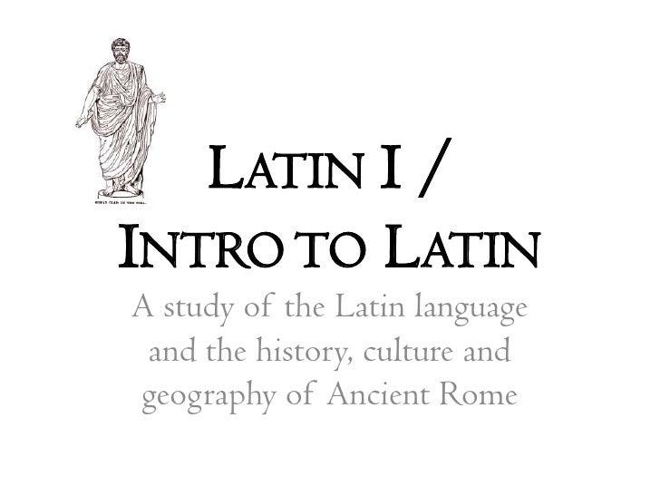 Latin I Lesson 02 (public)