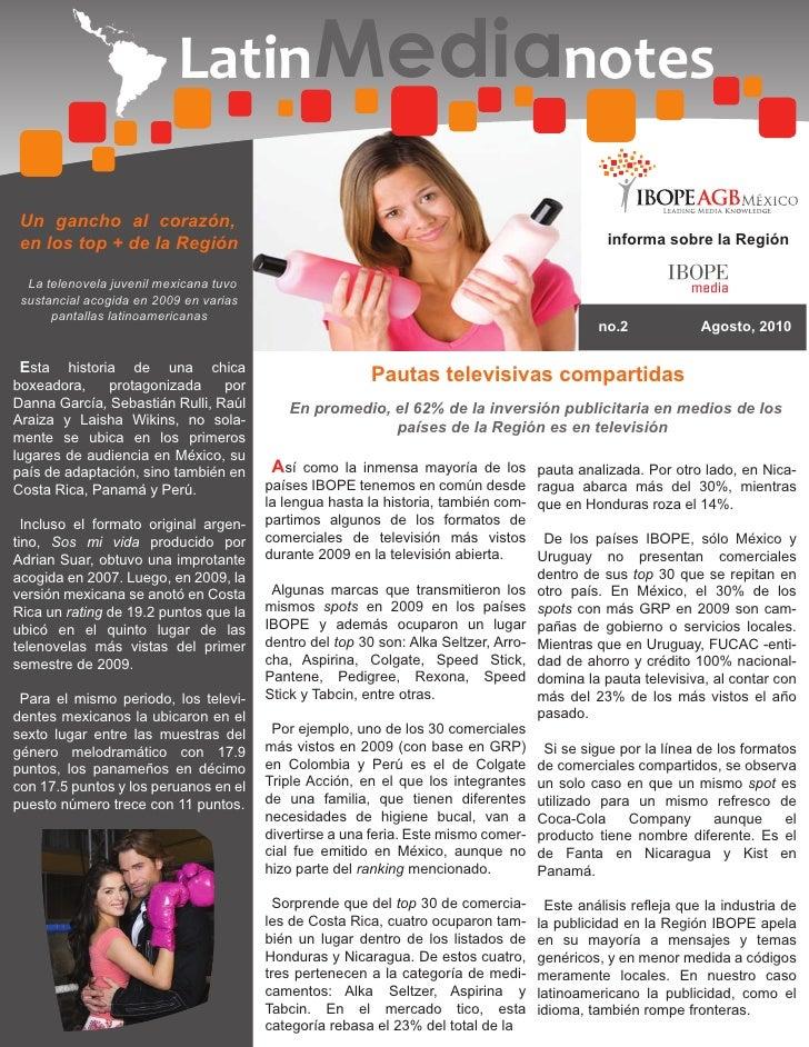 Latin Media Notes 2