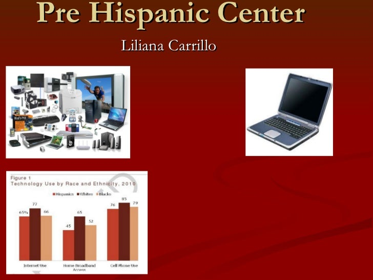 Pre Hispanic Center  Liliana Carrillo