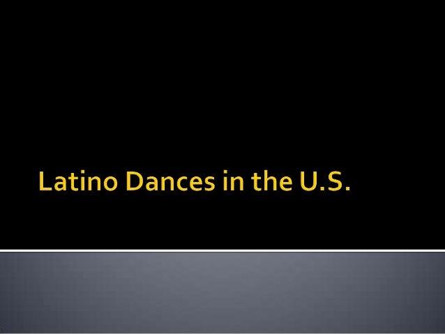 Latino dances in the us