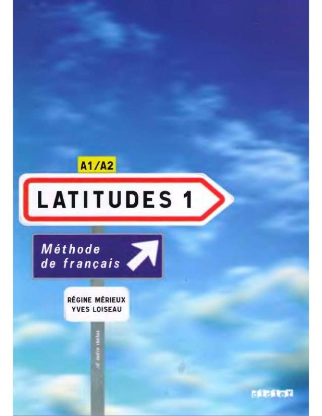 Latitudes 1