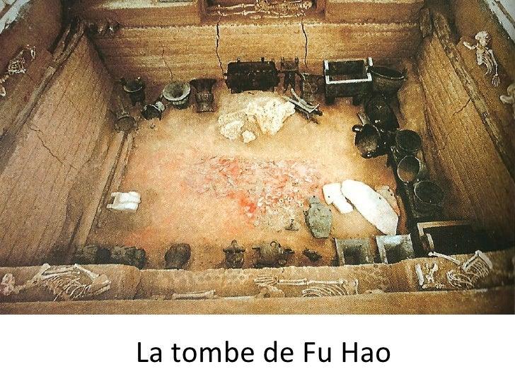 La tombe de Fu Hao