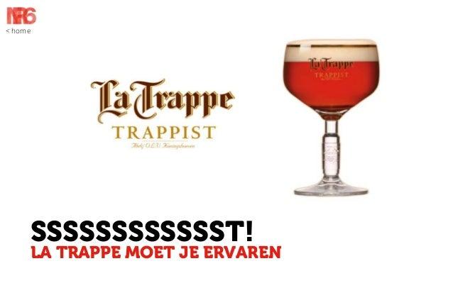 La Trappe case NR6, online
