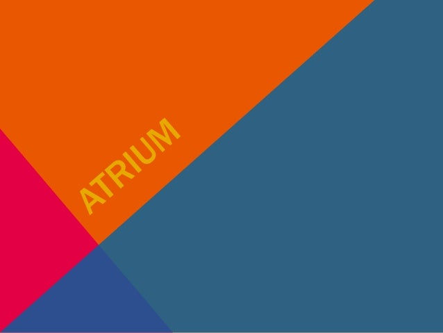 ATRIUM (www.bel.brussels)