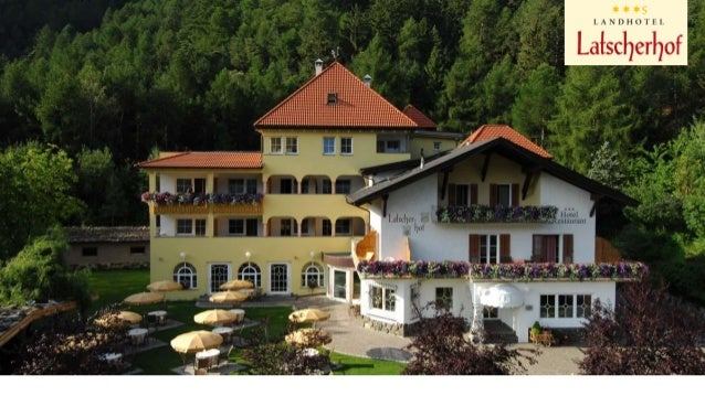 Wanderregion Latsch Südtirol