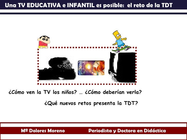 La Tv Educativa Infantil