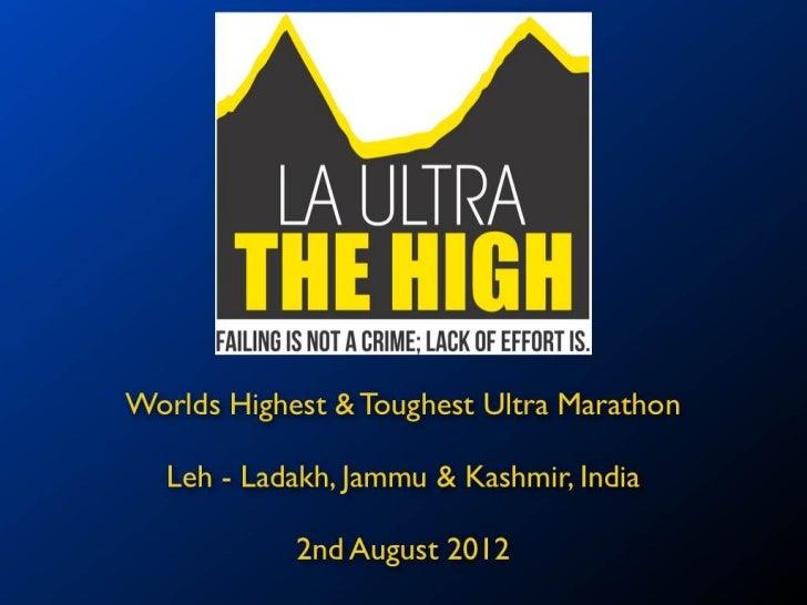 La Ultra - The High  v18.5