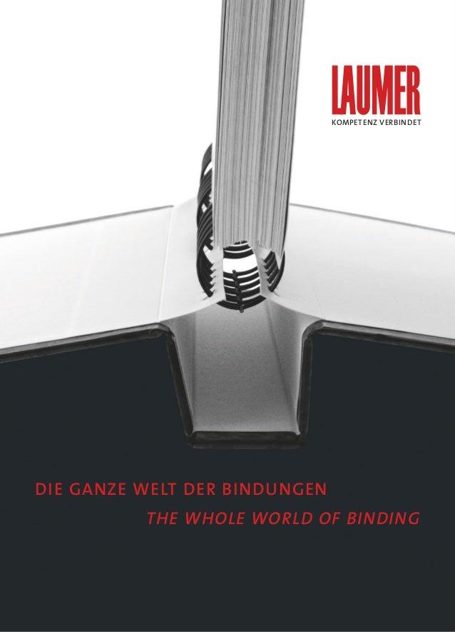 Kompetenz verBinDetDie ganze Welt Der BinDungen          The whole world of binding