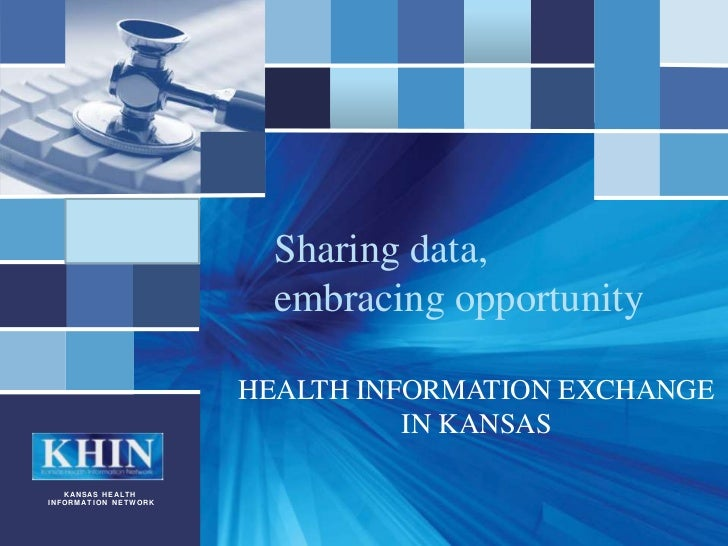 Sharing data,                                       embracing opportunity                                     HEALTH INFOR...
